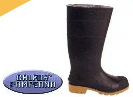 Las botas CALFOR PAMPEANA ALTA SEGURIDAD están compuestas por PVC virgen de  alta calidad 5ea718d615683